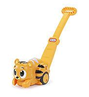 Развивающая игрушка-каталка серии Догони огонек- Тигренок со светом и звуком Little Tikes (640926), фото 1