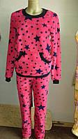 Пижамы, домашние костюмы махра, размеры S M L XL до 48 размера