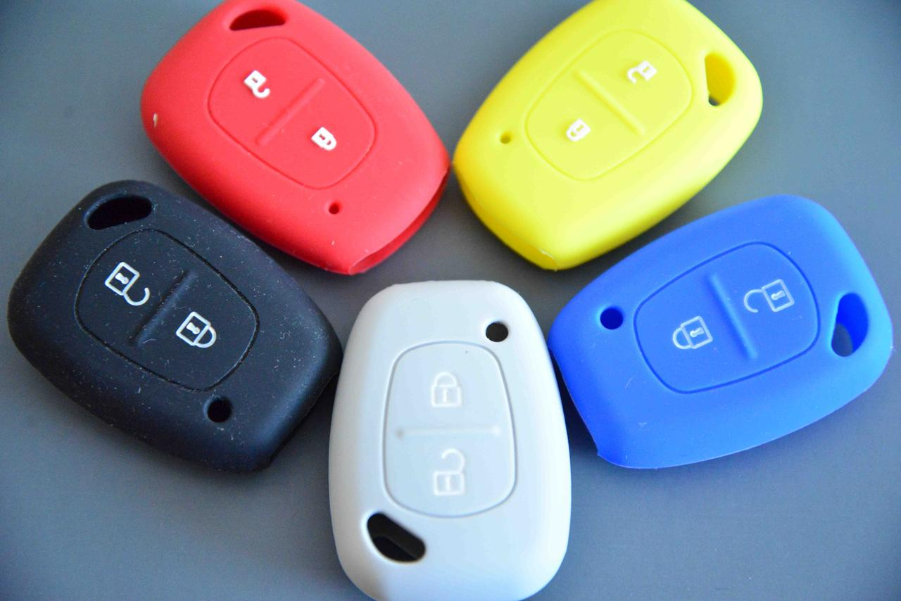 Чехол на ключ авто ключа для Opel (Опель, Виваро) Мовано, MOVANO, VIVA