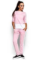 Жіночий рожевий спортивний костюм Matrix