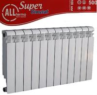 Биметаллические радиаторы  Alltermo Super Bimetal 500/1000