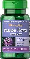 Puritan's Pride Passion Flower 1000 mg 60 Capsules
