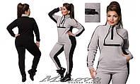 Прогулочный спортивный костюм большого размера Minova (42-44, 46-48,50-52,54-56)