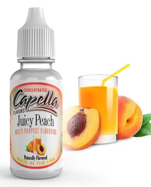 Capella Juicy Peach Flavor (Сочный персик) 5 мл