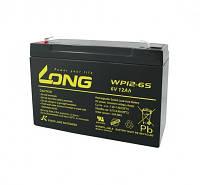 Аккумулятор Long 6В 12А*ч WP12-6S