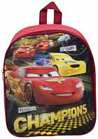 Дошкольный детский  рюкзак для мальчика Тачки