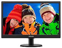 """Монитор 20"""" Philips 203V5LSB26."""