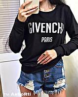 Женский батник Givenchy черный СП