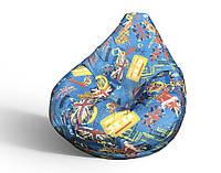 Кресло-мешок груша 120*90 см Катони Британия