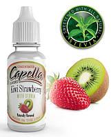 Capella Kiwi Strawberry with Stevia (Киви и клубника) 5 мл
