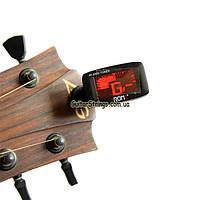 Guitar Tuner Aroma AT-200D тюнер прищіпка хроматичний