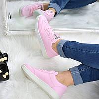 Кроссовки женские Blame розовые 3585 41 размер, полуботинки женские, обувь дропшиппинг