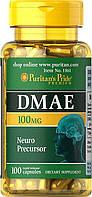 Puritan's Pride DMAE 100 mg 100 Capsules