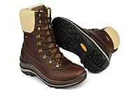 Женские ботинки Grisport высокие, зимние, 12303 wood oliato