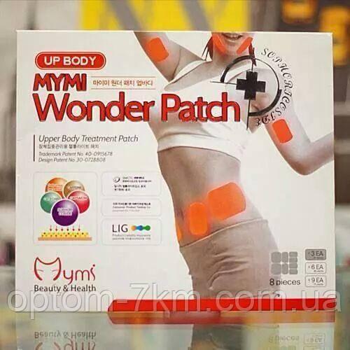 Пластырь для похудения Mymi Wonder Patch Up Body для талии H