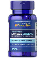 Puritan's Pride DHEA 25 mg 100 Tablets