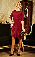 """Женское платье """"Янина"""" в большом размере"""