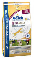 Bosch Mini Adult Lamb & Rice (Бош Мини Эдалт Ягненок и Рис) 15 кг