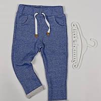 Штани спортивні джинс LB 80-98см