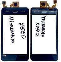 Тачскрин Micromax X560