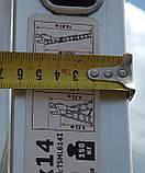 Практика драбина двосекційна 2 х 14 до 6.60 метрів, фото 2