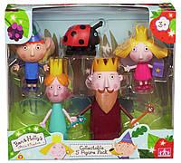 Игровой набор фигурок Маленькое королевство Бена и Холли  Ben & Holly's Little Kingdom 5 Figure Pack