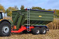 Предоставляем услуги по уборке урожая. Погрузчик ПБН - 30