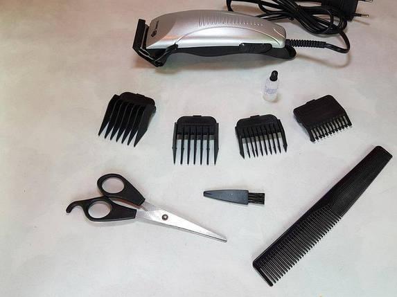 Машинка для стрижки волос Domotec MS-4600 t4, фото 2