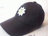 Бейсболка Military Black police полиция