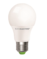 EUROELECTRIC LED Лампа A60 10W E27 4000K