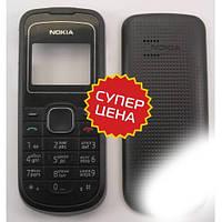 Корпус Nokia 1202 Чёрный С Клавиатурой Качество