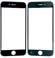 Стекло дисплея iPhone 6S 4,7 Black (для переклейки)