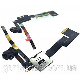 Шлейф Ipad 2 Head Set with SIM connector Original