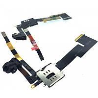 Шлейф Ipad 2 SIM 3G and Audio Jack Original