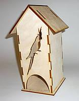"""Чайный домик  """"Попугай"""""""