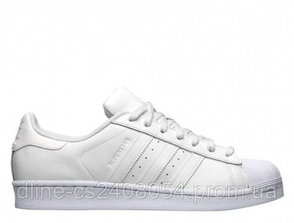 Adidas SuperStar White Mono