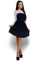 Жіноче чорне коктейльне плаття Arizona