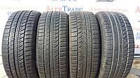 Комплект зимних бу шин R16 215/55 Bridgestone Blizzak LM-30