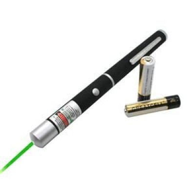 Фонарь-лазер зеленый 803-1000W/100W 1 насадка
