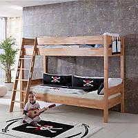 Кровать двухъярусная трансформер b08 Mobler