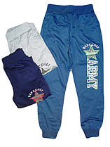 Спортивные утепленные брюки для мальчика оптом,GRACE, размеры 116-146, арт.B-61164