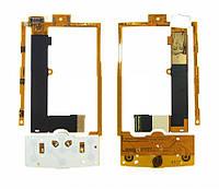 Шлейф Nokia X3 Taiwan