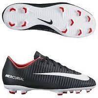 Детские футбольные бутсы Nike Mercurial Vapor XI FG 831945-002, фото 1