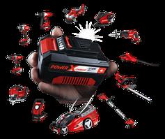 Аккумуляторный инструмент Einhell Power X-Change system