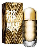 Женская туалетная вода Carolina Herrera 212 Vip Wild Party