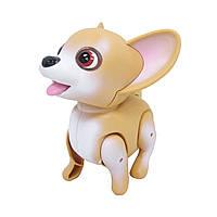 Интерактивная собачка CUTESY PETS - ДЖИМ (размер 15см)