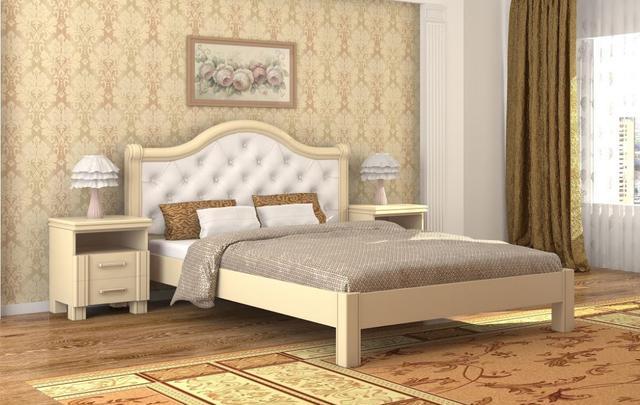 Кровать Екатерина Беж