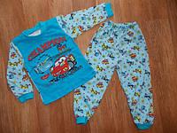 Детская пижама,трикотаж,только на рост 74-80см