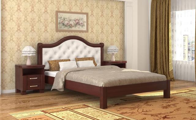 Кровать Екатерина яблоня