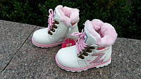 Детские ботинки зима,для девочки!размер 25,25,26,26,27
